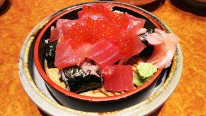 まぐろこぼれ寿司|つぼ八 川崎仲見世通り店