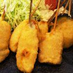 ランチでも串かつ食べられます|串かつ でんがなパークタワー新川崎店