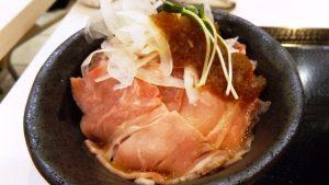 ローストポーク丼|RAMEN火影 produced by 麺処 ほん田