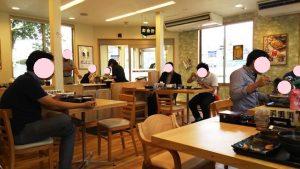 店舗内観|吉野家 1号線川崎遠藤町店