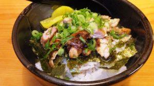 焼き鳥丼|鳥貴族 鹿島田店