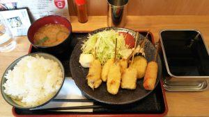 ランチA定食|串かつ でんがなパークタワー新川崎店