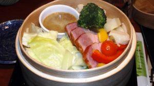 野菜蒸籠蒸|千年の宴鹿島田