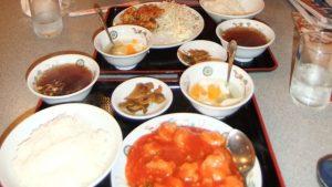 中華料理@満堂紅