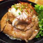 蒲田で本格的レアローストビーフ丼 the 肉丼の店 蒲田