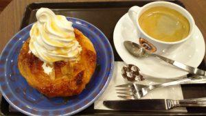 デニブラン+ブレンド|サンマルクカフェ