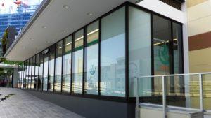 りそな銀行 店舗外観(新川崎駅側)