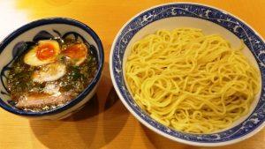 特製つけ麺|中華青葉