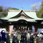 勝負の神様・サッカーの神様 師岡熊野神社