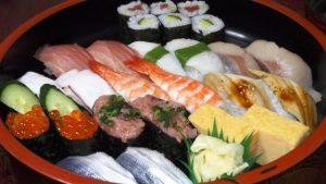 上寿司:二人前|つきじ海濱