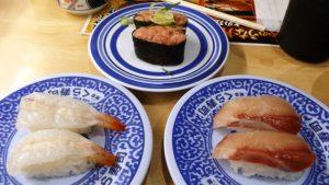 寿司各種|無添 くら寿司 川崎下平間店
