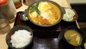 味噌カツ定食|とり多津 鹿島田店