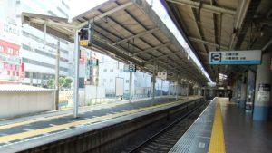 京急大師線の川崎駅