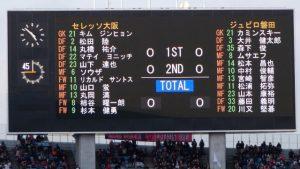 セレッソ大阪 0-0 ジュビロ磐田 2017 J1 第1節