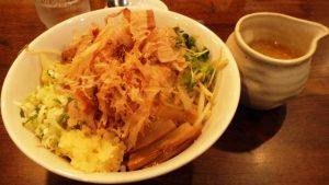 まぜそば|つけ麺TETSU 武蔵小杉店