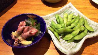 ホタルイカ&枝豆|和民 JR蒲田東口店