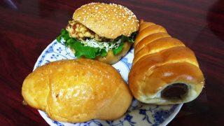 パン三種|オリンピック鹿島田 パン工房