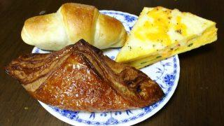 パン三種類|デリ&ルー @ウィングキッチン京急川崎