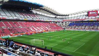 カシマスタジアム|2017 J1 鹿島 vs. 磐田