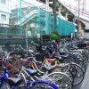 ついに有料化...|JR南武線 平間駅 駐輪場