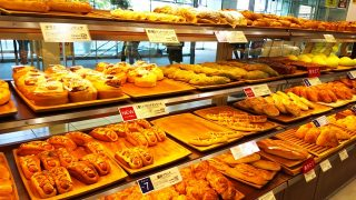 焼きたてパンいろいろ|ヴィ・ド・フランス グランデュオ蒲田店