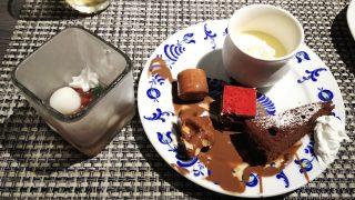 デザート|ホテルオークラ レストラン横浜 サファイア