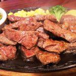 肉の日にステーキ&ハンバーグ!|いわたき 鶴見店