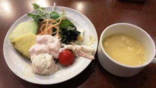 サラダ&スープ|ビッグボーイ 川崎等々力店