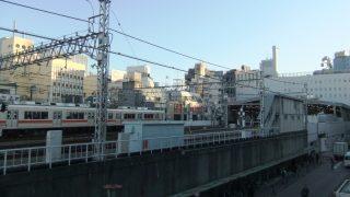 東急線|蒲田駅を出入りする東急多摩川線&池上線