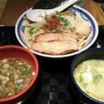 鶏魚介 vs 鶏白湯 両方楽しめます|つけ麺や 武双 グランツリー武蔵小杉