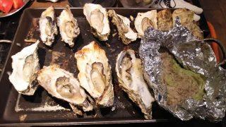 蒸し牡蠣|かき殻荘 大井町