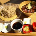 あかもくそばと海鮮丼のお店 白金魚食堂@アトレ川崎