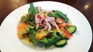 ロースハムと玉子のサラダ|ロイヤルホスト