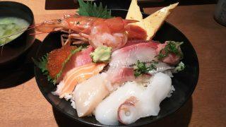 上ちらし|魚がし日本一 川崎店