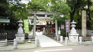 新田神社|武蔵新田商店街