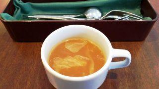 ランチのスープ|ロイヤルホスト