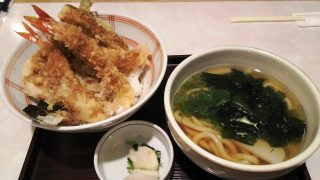 天丼セット|ふうふや 横浜駒岡店