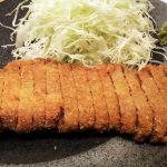 ギュギュ~っとうま味の詰まった牛カツ|京都勝牛 蒲田南口