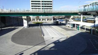 新川崎交通広場