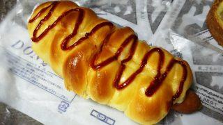 あらびきウィンナーロール|boulangerie DONQ 川崎ラゾーナ店