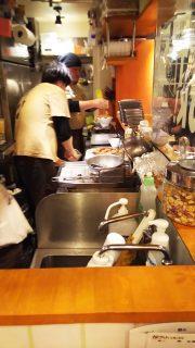 厨房|がブリチキン。武蔵小杉