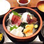 ご飯・味噌汁・卵・漬物、お替わり自由♪ さくら水産 川崎駅前2号店