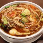 野菜たっぷり、優しい味のタンメン|百菜 アトレ川崎