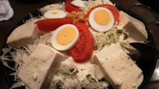 博多豆腐シーザーサラダ|筑前屋