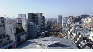 屋上からの眺め|東急プラザ蒲田