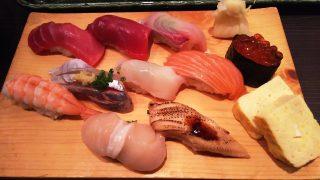 お得寿司十貫|魚丁天(蒲田)