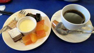デザート&コーヒー|グランパークホテル パネックス東京(蒲田)