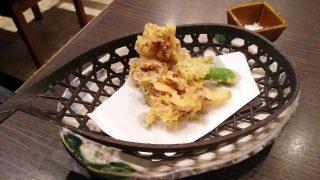 舞茸天ぷら|魚丁天(蒲田)
