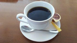 食後のコーヒー ブラッスリーほっぺ