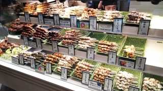 ショーケース・その1|鶏撰 アトレ川崎店